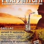 Gaillac : FestiVenTarn 2012