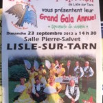 Lisle-sur-Tarn : Les amis de la Chanson