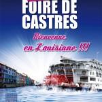 Castres : Foire de Castres 2012, Bienvenue en Louisanne