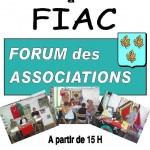 Fiac : Forum des associations de Fiac