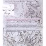 Lisle-sur-Tarn : Conférence sur Raymond Lafage dessinateur