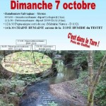 Lisle-sur-Tarn : Randonnée le long du Tescou