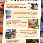 Burlats : Cours et stages de peinture, poterie …