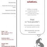 Couffouleux : S'ouvrir à de nouvelles solutions.