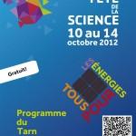 La Fête de la Science dans le Tarn 2012