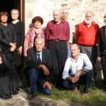 Curvalle : Concert de musique baroque italienne