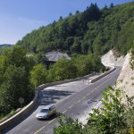 Mazamet : Inauguration de la RD 118