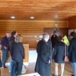 Cambounet sur le Sor : Les élus visitent le Pôle des Energies Renouvelables de Trifyl