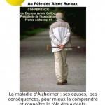 Lisle-sur-Tarn : Conférence : La maladie d'Alzheimer /// ANNULÉE