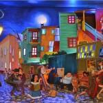 Gaillac : Exposition «Cajas luminosas» de José Cunéo