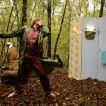 Les Cabannes : Homme at home au théâtre Le Colombier