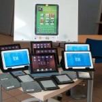 Lisle-sur-Tarn : Présentation de tablettes et liseuses à la médiathèque