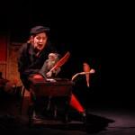Lavaur : Le Presque Petit Chaperon rouge