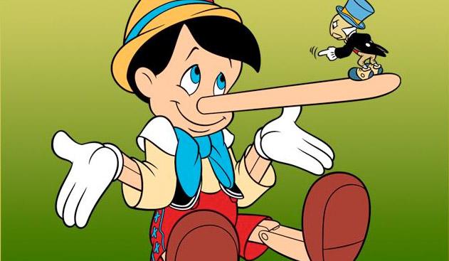 Personality ... MBTI Enneagram Pinocchio (Pinocchio, Disney) ... loading picture