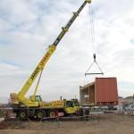 Gaillac : Crèche éco-responsable et modulaire de la Rose des vents