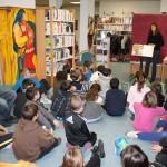 Lisle sur Tarn : Un voyage-lecture à la médiathèque