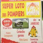 Lisle-sur-Tarn : Loto de l'Amicale des Sapeurs Pompiers