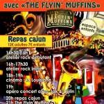 Montgaillard : Soirée New Orleans avec The Flyin' Muffins, Fiesta Alegre 3ème édition