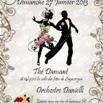 Lagarrigue : Thé Dansant du 27 janvier 2013