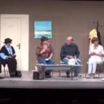 Peyrole : Toc Toc, théâtre avec Les Tréteaux du Soir