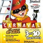 Albi : 58ème Carnaval d'Albi sous le signe des Superstitions