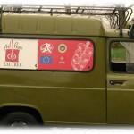 Lautrec : Le Syndicat de l'Ail Rose de Lautrec sur la ligne de départ du 4L Trophy !