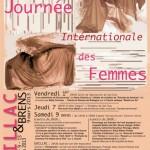 11ème Journée Internationale des Femmes à Gaillac et à Brens