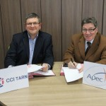 Tarn : La CCI du Tarn et l'APEC signent une convention de partenariat