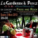 Graulhet : La Gardienne & Perez