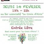 Milhars : Café-repaire de Milhars au bar associatif La Croix d'Alric