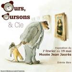 Castres : Ours, oursons et cie exposition au Musée Jean Jaurès