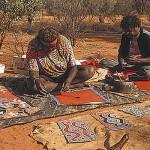 Parisot : L'Art Aborigène, atelier de découverte à la médiathèque