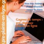 Tarn : Généralisation de la pré-plainte en ligne dans le département