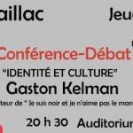 Gaillac : Rencontre-débat avec Gaston Kelman à l'auditorium