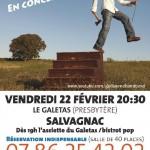 Salvagnac : L'épopée Rustre, trio Barraband en concert au Galetas