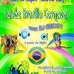 Lisle-sur-Tarn : Soirée Brésilia Carnaval au Café du Centre