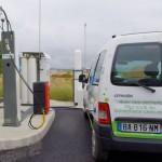 Labessière-Candeil : Une Deuche qui carbure au biométhane fait le plein à Trifyl