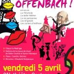 Castres : Viva Offenbach, concert choral au théâtre municipal