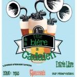 Cadalen : Fête de la bière et concert de Gerry Carter à la Salle des fêtes
