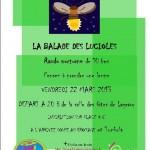 Lagrave : Balade des Lucioles 2013, randonnée nocturne avec les Rives du Tarn Tunning