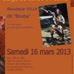 Lavaur : Stage de danse africaine avec Aboubacar Sylla