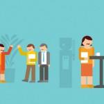 Positivons ! 84% des salariés se sentent bien au bureau
