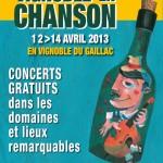 Gaillac : Les Ptits Bouchons 2013, vignoble en chanson
