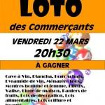 Gaillac : Loto des commerçants à la salle Bouzinac