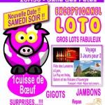 Lisle-sur-Tarn : Loto des Arts'Scènics