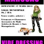 Marssac-sur-Tarn : Vide desssing du comité des fêtes