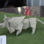 Gaillac : Atelier d'origami à la médiathèque