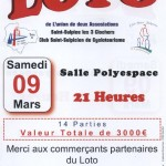 Saint Sulpice : Loto