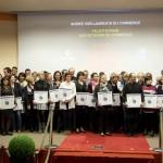Castres : La CCI du Tarn et la Banque Populaire honorent les lauréats du Commerce