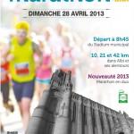 Albi : 35ème Marathon d'Albi